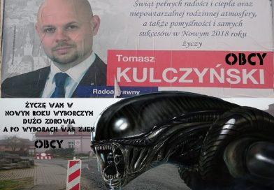 Parszywa droga w Chocianowie 2018