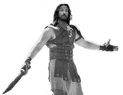 Jezus walczący
