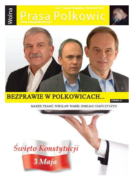 Wolna Prasa Polkowic Nr 3
