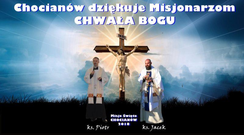 Misje Święte Chocianów 2018