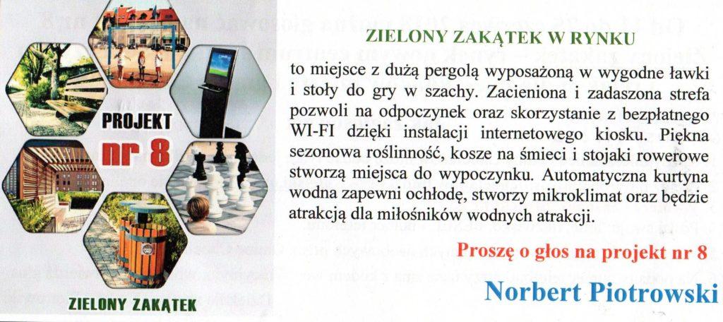 Projek Norberta Piotrowskiego