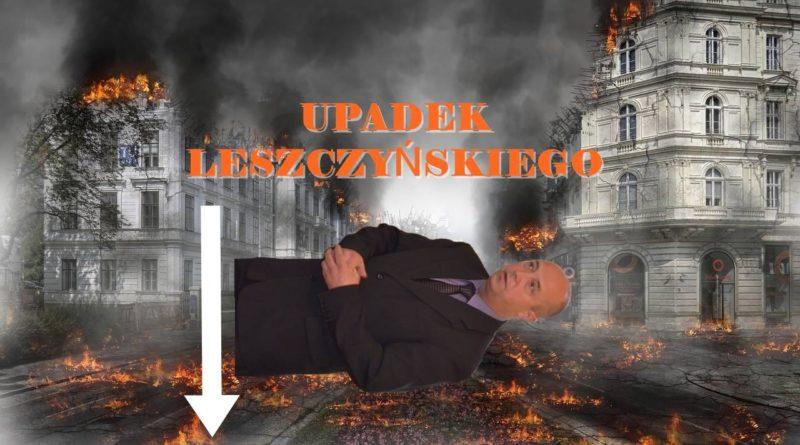 Upadek Leszczyńskiego