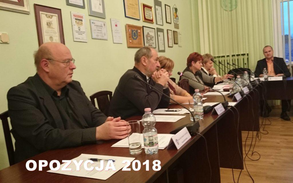 Opozycja Chocianowa