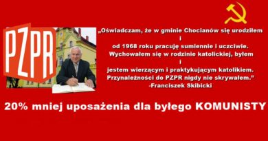 Komunista Skibicki