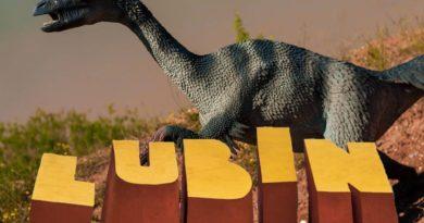 Dinozaur Lubin