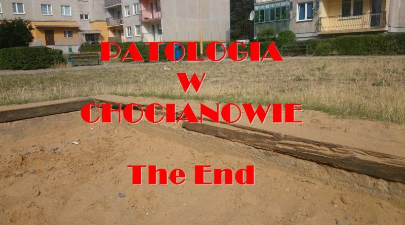 Patologia w Chocianowie