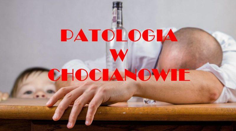 Patologia w Chocianowie 2018