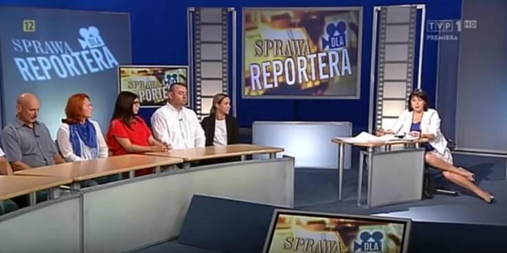 Sprawa dla Reportera Lubin