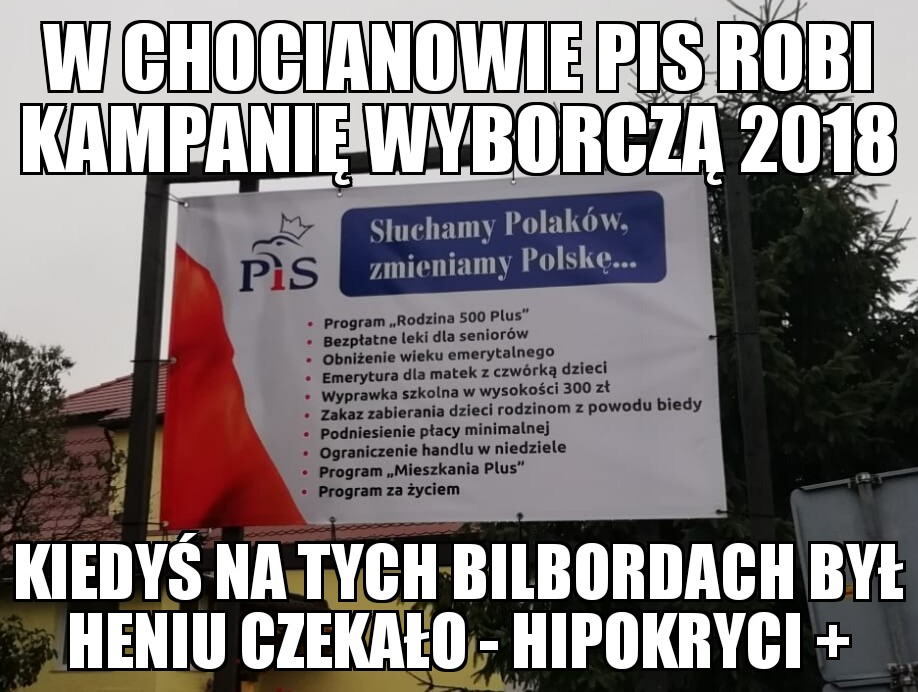 Propaganda PiS