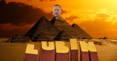 Piramida Raczyńskiego Lubin