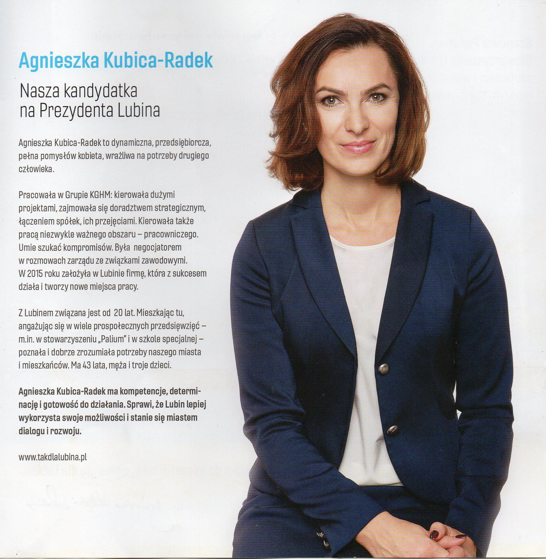 Agnieszka Kubica-Radek