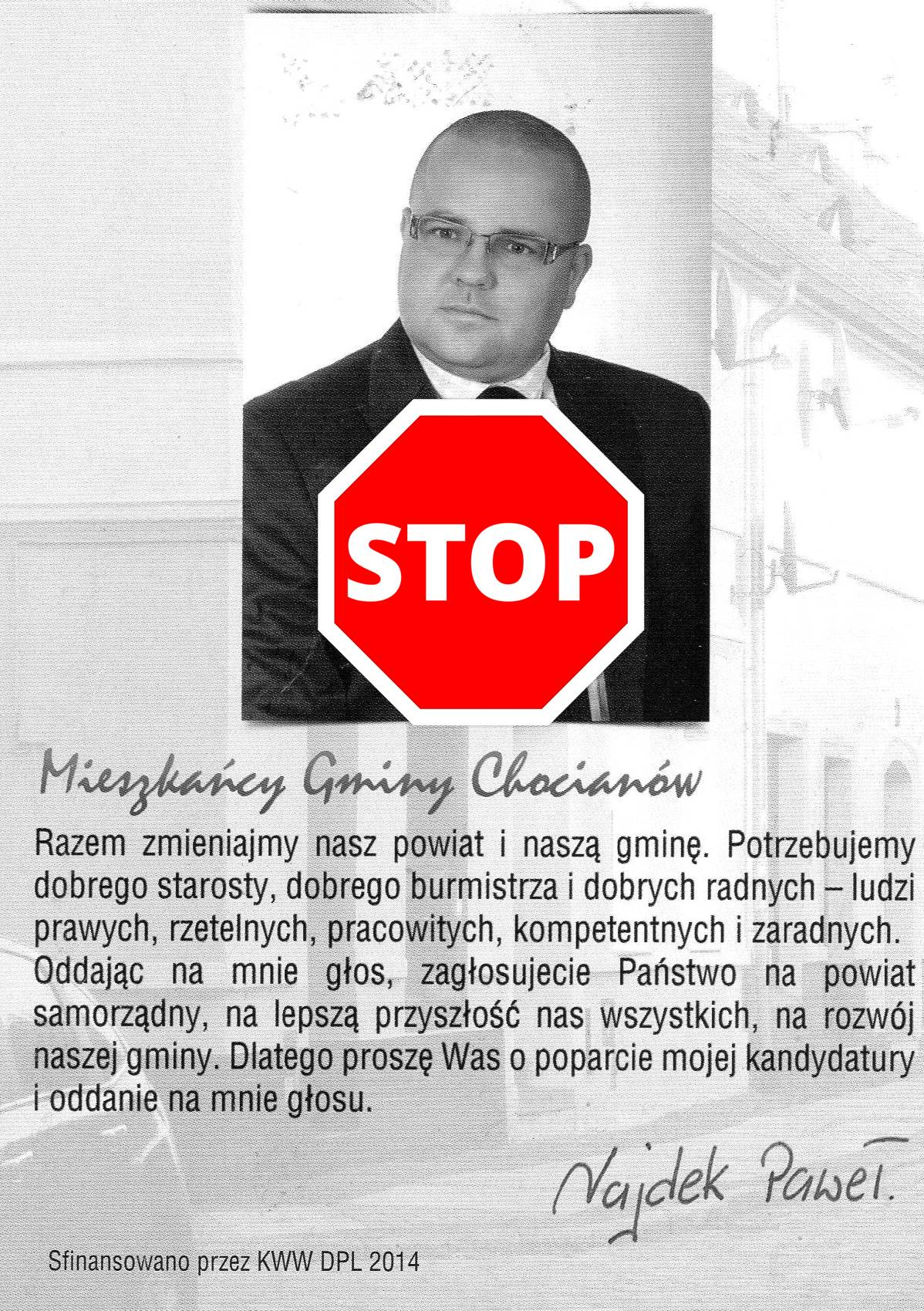 Stop Najdek