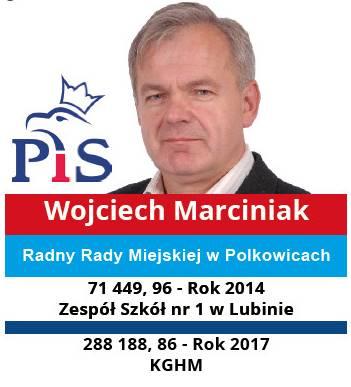 Wojciech Marciniak PiS