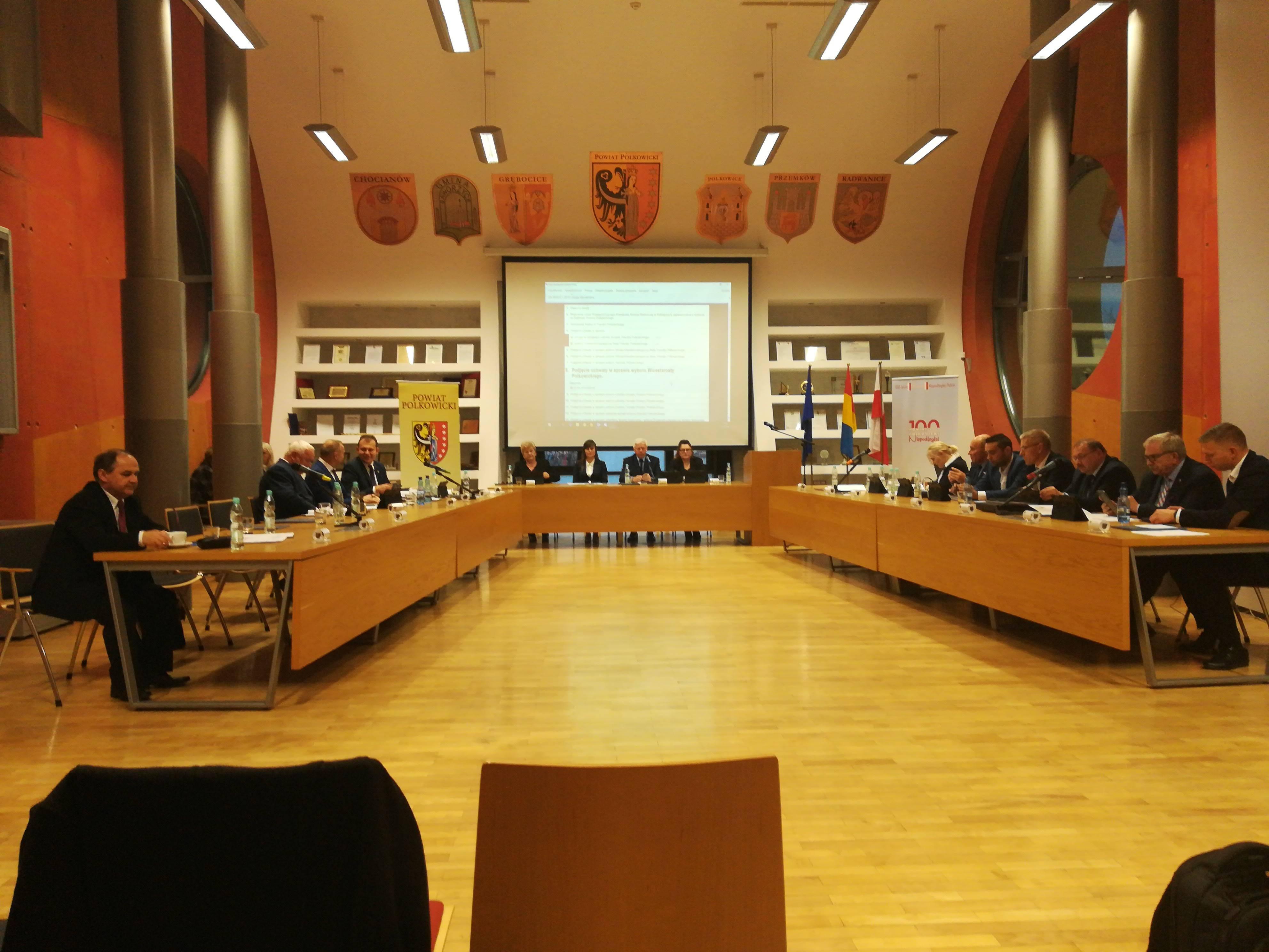 Sesja powiat Polkowicki 2018