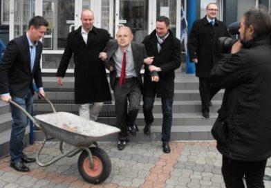 Kulczyński wyzywa publicznie Harenze od pijaka…